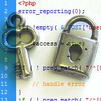 pdf آموزش تنظيمات امنيتي php به زبان اصلي php security