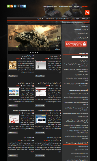 wordpress-themes-gamer