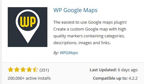 افزونه گوگل مپ برای وردپرس حرفه ای و زیبا