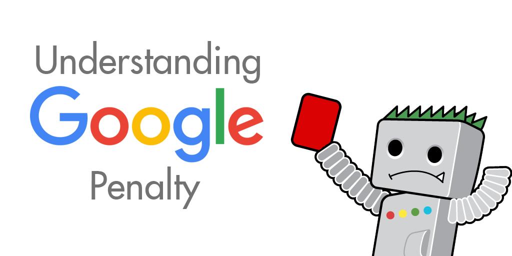 تست و چک سایت در گوگل پنالتی