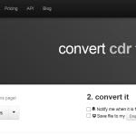 آموزش تبدیل فرمت cdr به png